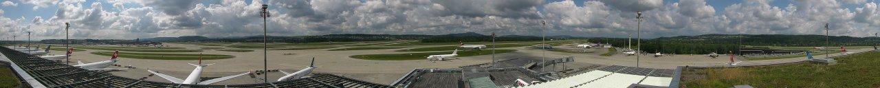 Kloten Flughafen LSZH Dock E